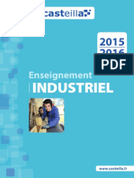 Catalogue Industriel 2015