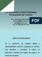 6. La Innovación Una Estrategia Permanente de Cambio