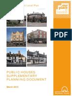 Waltham Forest Pub Policy Doc