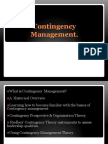 Article 22 - Contingency-Management