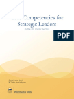 Article Strategic Leaders Competency Guide