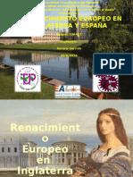 Renacimiento Europeo en Inglaterra