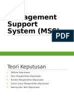02_Management Support System (MSS)