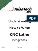 Lathe CNC Programming