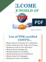 Tpm by Chandan Jha by ChanandJha