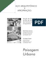 Estudo de Caso no Centro do Rio de Janeiro - Largo da Carioca e Uruguaiana