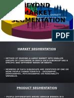 Market Segm PPT