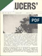 SAUCERS - Vol. 6, No. 3 - Autumn 1958