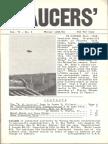 SAUCERS - Vol. 6, No. 4 - Winter 1958/59