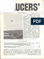 SAUCERS - Vol. 6, No. 4 - Winter 1958/59