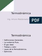 Curso de Termodinámica 1