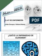 19794614 Alzheimer Plan de Cuidados Enfermeria