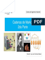 Cadenas de Markov Parte 02 Utec 2013 -2