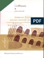 Goffman, Erving - Estigma La identidad deteriorada (1963).pdf