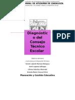 Diagnóstico CTE E.P.Ruinas