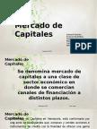 Mercado de Capital Es