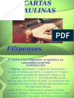 Filipenses Trabajo