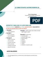 11. Antibiotice III