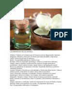 Beneficios de Los Aromas (Recuperado)