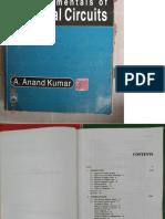 Fundamentals of Digital Circuits - Anand Kumar