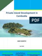 Private Island Development in Cambodia