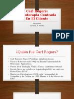 Carl Rogers Psicoterapai ClinicaII EXPOSICION