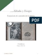 Introducción a la fábula y Esopo