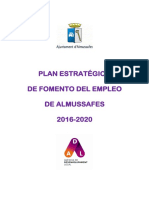 Plan Empleo 2016 2020 Definitivo