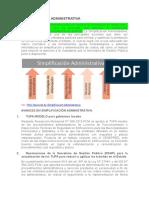 Simplificacion Administrativa Peru