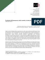 A.zinna- Il Primato Dell'Immanenza Nella Semiotica Strutturale