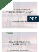 Transformadores de Instrumento