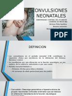 CONVULSIONES-NEONATALES