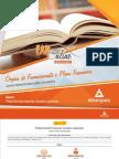 Órgãos de Financiamento e Plano Financeiro