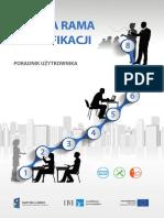 Polska Rama Kwalifikacji Poradnik Uzytkownika