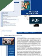 Virología y microbiología.