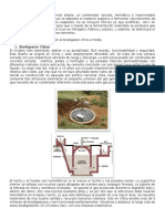 Biodigestor (Ing. Ambiental)
