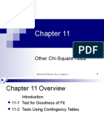 Stats Chapter 11