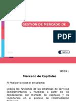 PPT Mercado de Capitales CAB VI CICLO