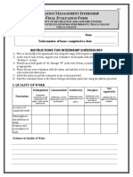 Internship Sum. 16- Final Eval. Form