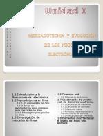 Mercadotecnia Electronica Unidad 1