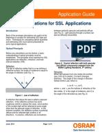 AppGuide Optical Calculations for SSL ApplicationsFINALWEB