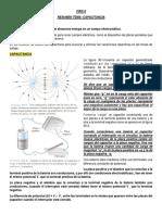 FIR315 Resumen Capacitancia