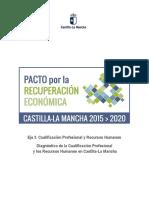 DIAGNOSTICO 2.3 Cualificacion Profesional y Rrhh