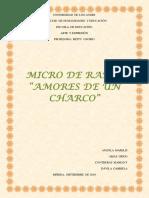 Micro de Radio Arte