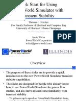 PowerWorld_TransientStability_QuickStart