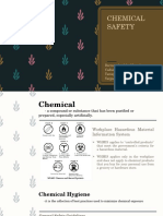 Chemical Safety 1