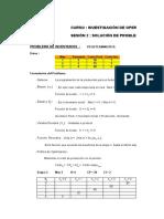 Sesión 2 Programación Dinámica Deterministica Anexo