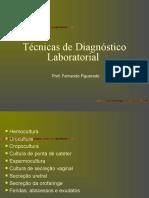 Técnicas Laboratórias Para Diagnóstico Microbiológico