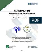 Capacitação Em Assistência Farmacêutica