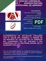 Diapositivas de Portafolio Doctrina Social de La Iglesia I